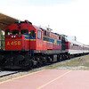 A456 at Alexandroupoulis Port on 17th September 2014 working railtour  (3)