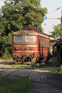 43 545 at Sofia Depot on 13th September 2014 (2)