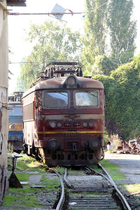 43 545 at Sofia Depot on 13th September 2014