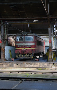 44 085 at Sofia Depot on 13th September 2014 (2)