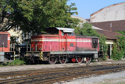 52 241 at Sofia Depot on 13th September 2014 (3)