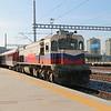 DE33 029 at Tekirdag on 16th September 2014 working railtour (2)
