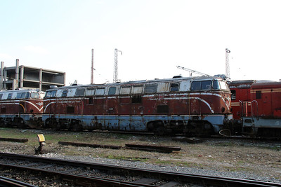 04 012 at Sofia Depot on 13th September 2014 (3)