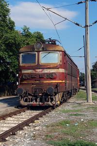 43 553 (91 52 00 43 553-4 BG-BDZTP) at Sofia Depot on 13th September 2014