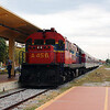 A456 at Alexandroupoulis Port on 17th September 2014 working railtour  (6)