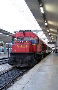 A461 at Thessaloniki on 18th September 2014 working Railtour (6)