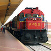 A456 at Alexandroupoulis Port on 17th September 2014 working railtour  (1)