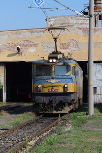 46 243 at Sofia Depot on 13th September 2014