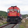 A456 at Lefkothea on 17th September 2014 working railtour (2)