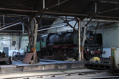 steam, 05 01 at Sofia Depot on 13th September 2014