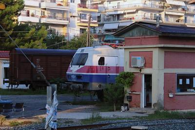 H564 at Thessaloniki Depot on 19th September 2014 (1)