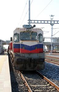 DE33 029 at Tekirdag on 16th September 2014 working railtour (3)