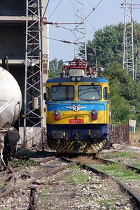 46 211 at Sofia Depot on 13th September 2014