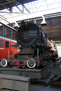 steam, 46 03 at Sofia Depot on 13th September 2014 (2)
