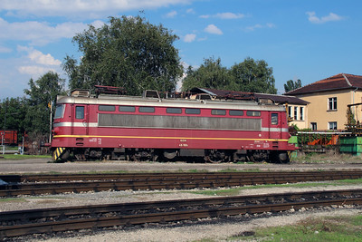 45 157 at Sofia Depot on 13th September 2014 (2)
