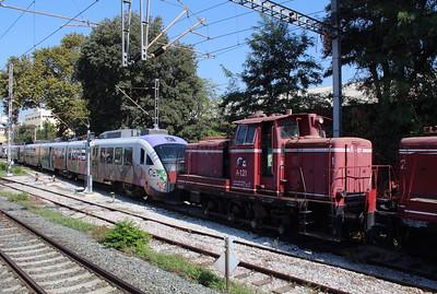 A121 at Thessaloniki Depot on 19th September 2014 (1)