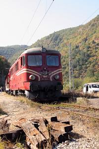 06 060 at Kalotina on 3rd October 2011