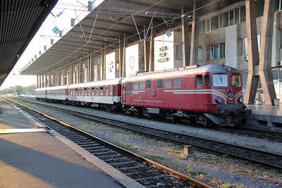 06 060 at Sofia Central on 3rd October 2011
