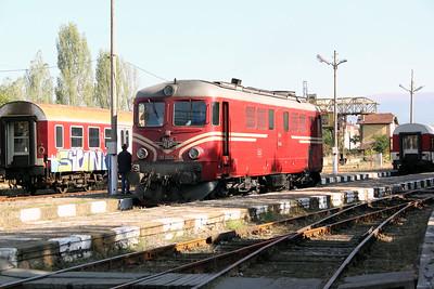 2) 06 060 at Kyustendil on 2nd October 2011