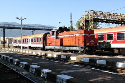 1) 55 206 at Kyustendil on 2nd October 2011