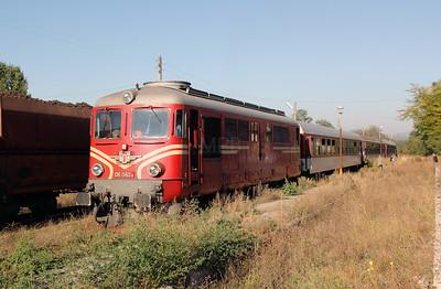 2) 06 060 at Beli Breg on 3rd October 2011