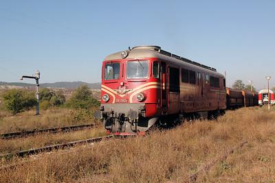 1) 06 060 at Beli Breg on 3rd October 2011