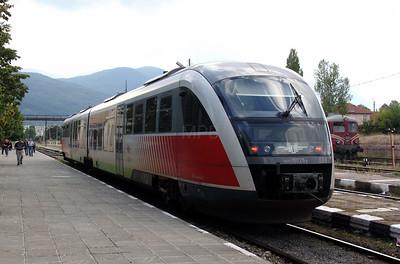 10025 at Kyustendil on 2nd October 2011
