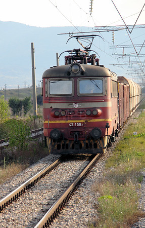 42 150 at Radomir on 2nd Octoer 2011