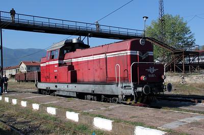 1) 55 057 at Kyustendil on 2nd October 2011