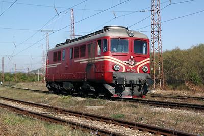 2) 06 060 at Aldomirovtsi on 3rd Octoer 2011