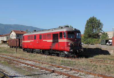 3) 06 060 at Kyustendil on 2nd October 2011