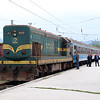 661 322 at Bihac on 12th April 2014 working railtour (7)