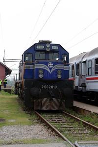 3) 2062 018 (98 78 2062 018-3) at Banova Jaruga on 6th April 2014