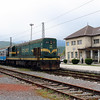 661 322 at Bihac on 12th April 2014 working railtour (5)