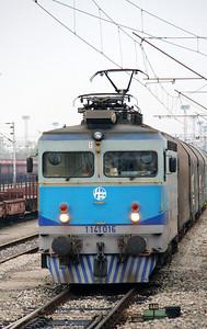 1141 016 at Zagreb Ranzirni Kolodvor on 6th April 2014