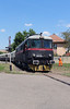 FLOYD, 609 003 (92 55 0609 003-2 H-FLOYD) at Martirok LC on branch to Szolnok BI-KA Logisztika on 5th July 2015 working PTG Railtour (11)