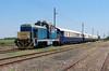 439 029 (98 55 0439 029-7 H-START) at Szolnok Deli Ipartelepi Rendezo Yard on 5th July 2015 working PTG Railtour (13)