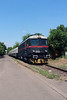 FLOYD, 609 003 (92 55 0609 003-2 H-FLOYD) at Martirok LC on branch to Szolnok BI-KA Logisztika on 5th July 2015 working PTG Railtour (3)