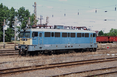 431 297 (91 55 0431 297-5 H-START) at Fuzesabony on 3rd July 2015 (2)
