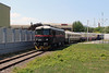 FLOYD, 609 003 (92 55 0609 003-2 H-FLOYD) at Szolnok BI-KA Logisztika on 5th July 2015 working PTG Railtour (23)