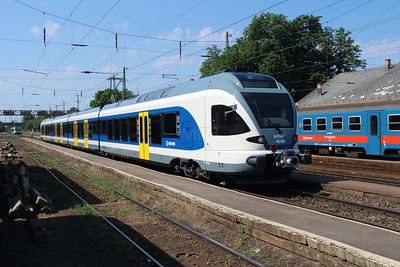 415 065 (94 55 2415 065-9 H-START) at Rakospalota Ujpest on 3rd July 2015