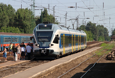 415 065 (94 55 1415 065-1 H-START) at Rakospalota Ujpest on 3rd July 2015