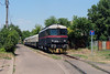 FLOYD, 609 003 (92 55 0609 003-2 H-FLOYD) at Martirok LC on branch to Szolnok BI-KA Logisztika on 5th July 2015 working PTG Railtour (6)