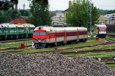 DR1AM 94 24 9 003 181-5 at Kaunas on 25th May 2013