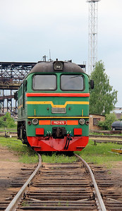M62 1176 at Daugavpils Depot on 20th May 2013 (5)