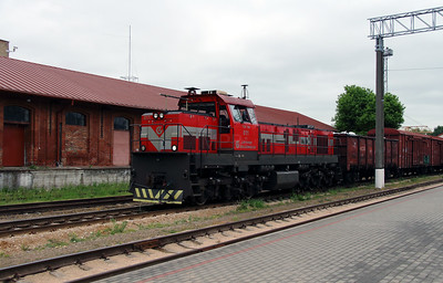 TEM TMH 011 at Kaunas on 25th May 2013.
