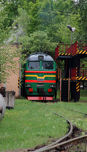 2M62U 0111 at Daugavpils Depot (Latvia) on 20th May 2013