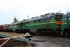 2TE116 1679 at Daugavpils Depot on 20th May 2013
