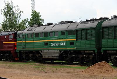 2TE116 1679 at Daugavpils Depot on 20th May 2013 (2)