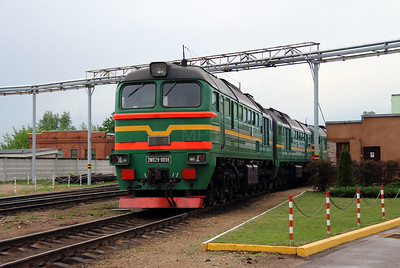2M62U 0096 at Daugavpils Depot on 20th May 2013 (1)